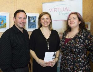 Launch of the Virtual Organiser